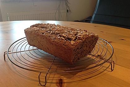 Kohlenhydratarmes Brot 2