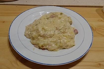 Kartoffelgratin mit Bacon 5