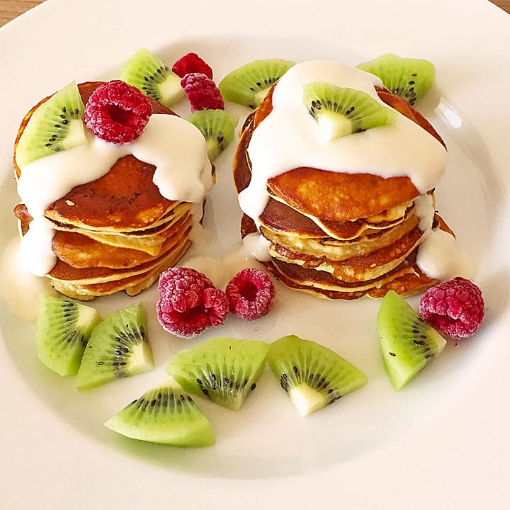 protein pancakes rezept mit bild von carina1088. Black Bedroom Furniture Sets. Home Design Ideas