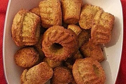 Muffins - glutenfreies Grundrezept