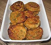 Linsen-Falafel