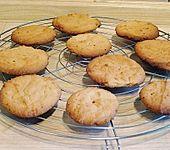Erdnussbutter - Cookies (Bild)
