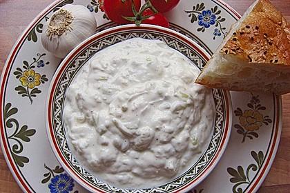 Tzatziki, wie ich es aus Kreta mitgebracht habe 4