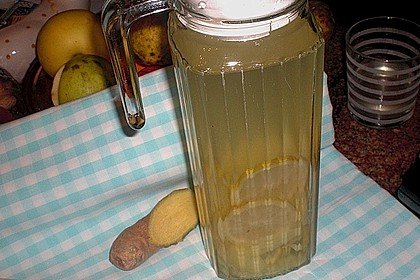 Ingwer -  Limonade 5