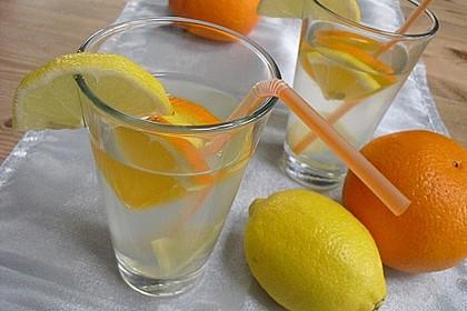 Ingwer -  Limonade 1
