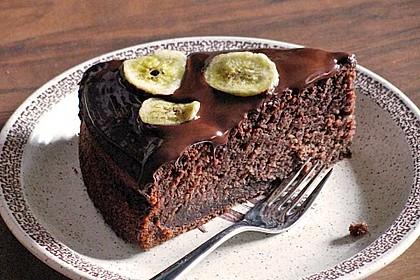 Bananenkuchen 2