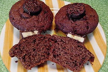 Bananen Nutella Muffins 9
