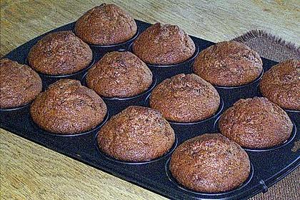 Bananen Nutella Muffins 72