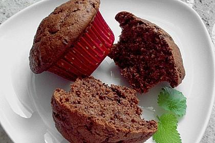 Bananen Nutella Muffins 17