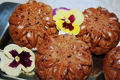 Bananen Nutella Muffins 22