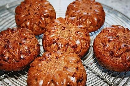 Bananen Nutella Muffins 46