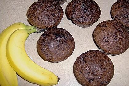 Bananen Nutella Muffins 69