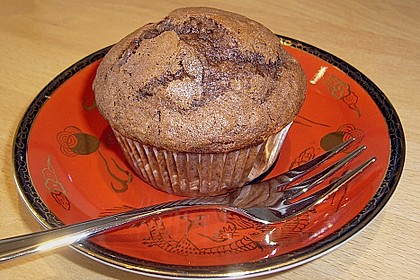 Bananen Nutella Muffins 23