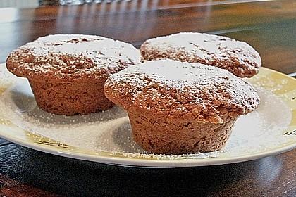 Bananen Nutella Muffins 73