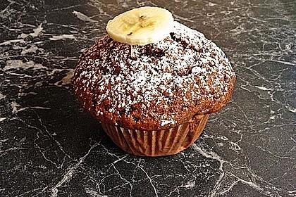 Bananen Nutella Muffins 63