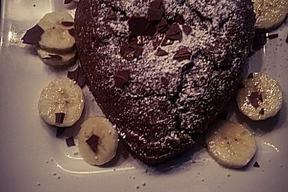Bananen Nutella Muffins 16