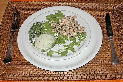 Gurkenmousse