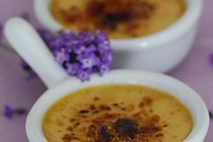 Lavendel Crème brûlée