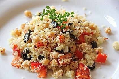 CousCous - Salat 0