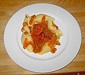 Lamm - Ragout mit Tomaten und Zimt (Bild)
