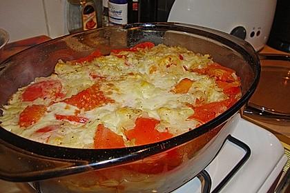Tomaten - Mozzarella - Auflauf 15