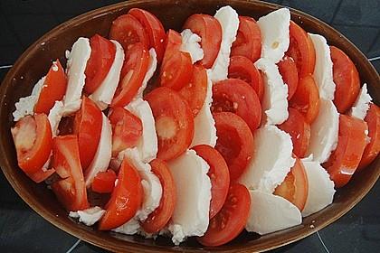 Tomaten - Mozzarella - Auflauf 16