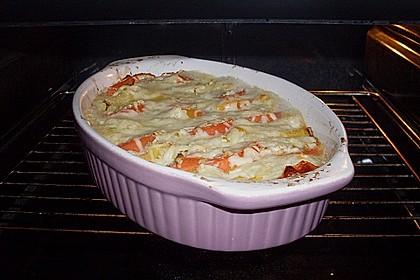 Tomaten - Mozzarella - Auflauf 13