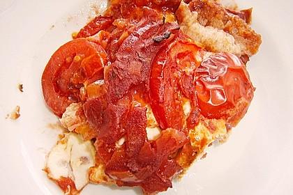 Tomaten - Mozzarella - Auflauf 20