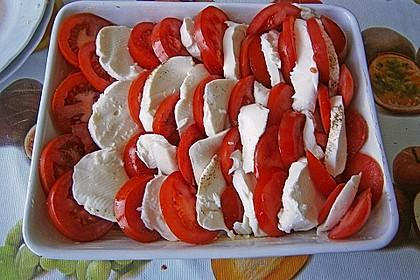 Tomaten - Mozzarella - Auflauf 10
