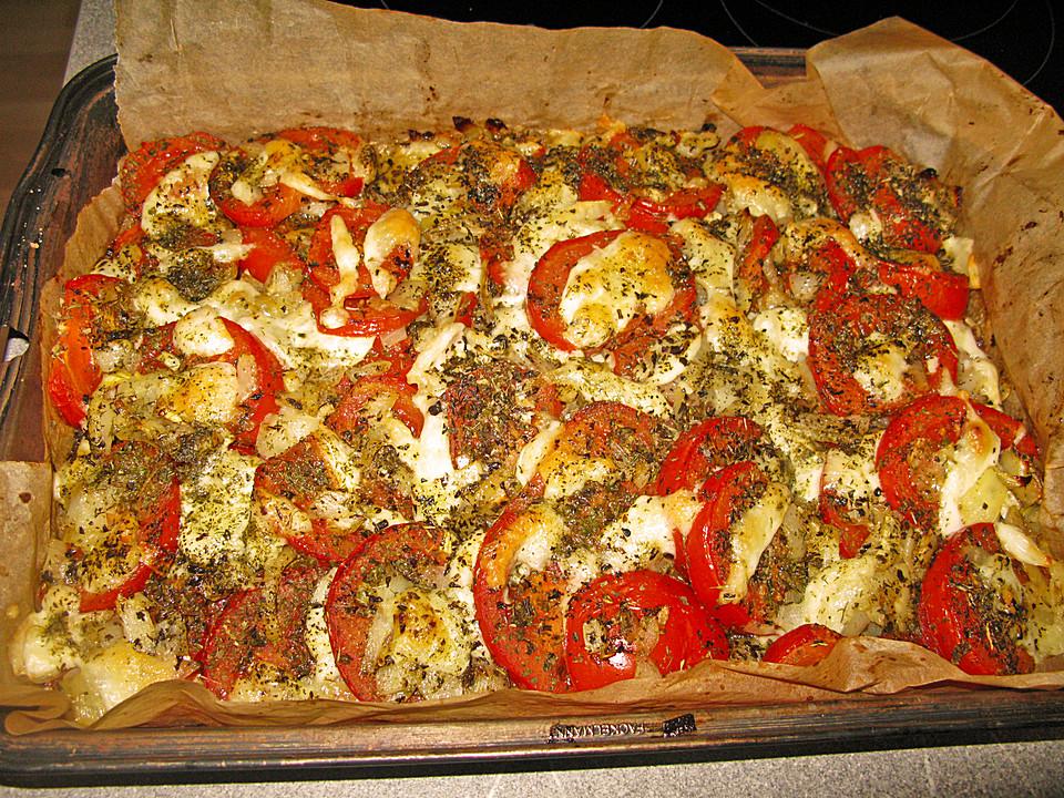 auberginen tomaten auflauf mit mozzarella rezepte suchen. Black Bedroom Furniture Sets. Home Design Ideas