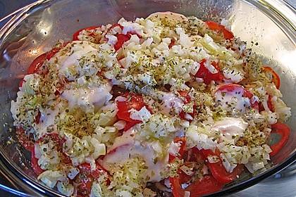 Tomaten - Mozzarella - Auflauf 14