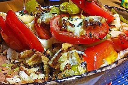 Tomaten - Mozzarella - Auflauf 18