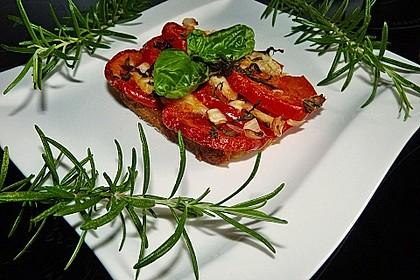 Tomaten - Mozzarella - Auflauf 1