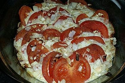 Tomaten - Mozzarella - Auflauf 5