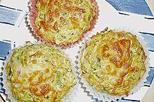 Lauch - Schinken - Muffins