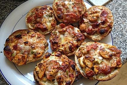 Pizzabrötchen