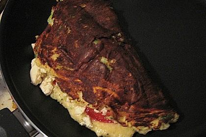 Käse - Omelette 6