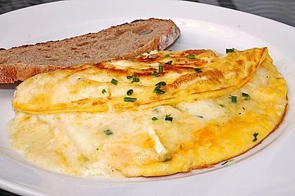Käse - Omelette
