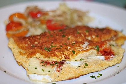 Käse - Omelette 2