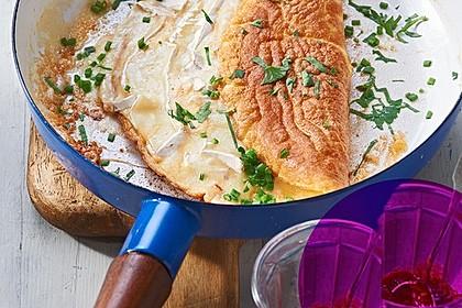 Käse - Omelette 1