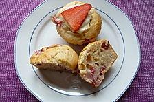 Erdbeer - Joghurt Muffins