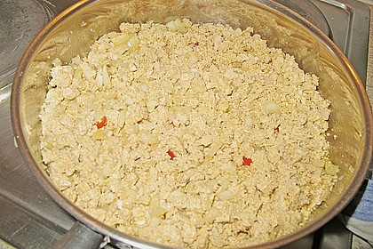 Tofu - Bolognese 9