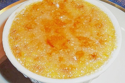 Crème brûlée 70