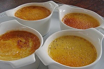 Crème brûlée 65