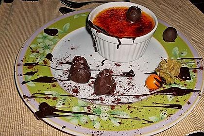 Crème brûlée 60