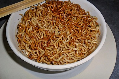 Asiatisch - amerikanische Sauce