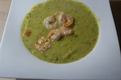 Brokkoli-Curry-Kokosmilch-Suppe 1