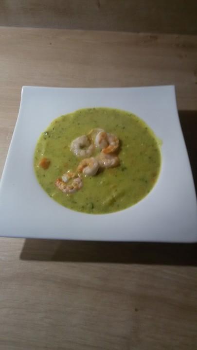 brokkoli curry kokosmilch suppe rezept mit bild. Black Bedroom Furniture Sets. Home Design Ideas