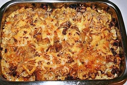Kartoffel-Pilzpfanne in Tomatenweißweinsauce