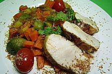 Rosenkohl-Curry